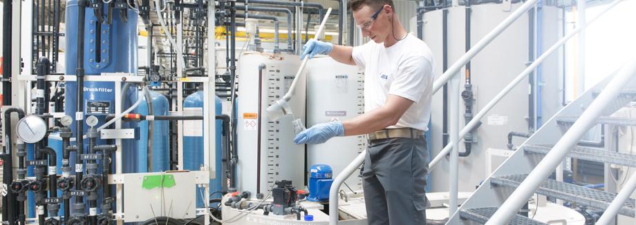 DELTA Galvanotechnik und Abwasseranalytik
